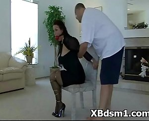 BDSM Milf In Bodacious Fetish Sex