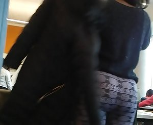 Big booty BBW ebony